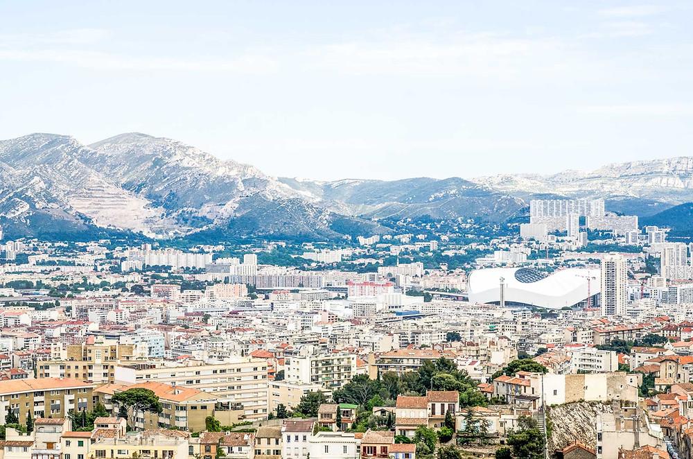 Stade Vélodrome Marseille