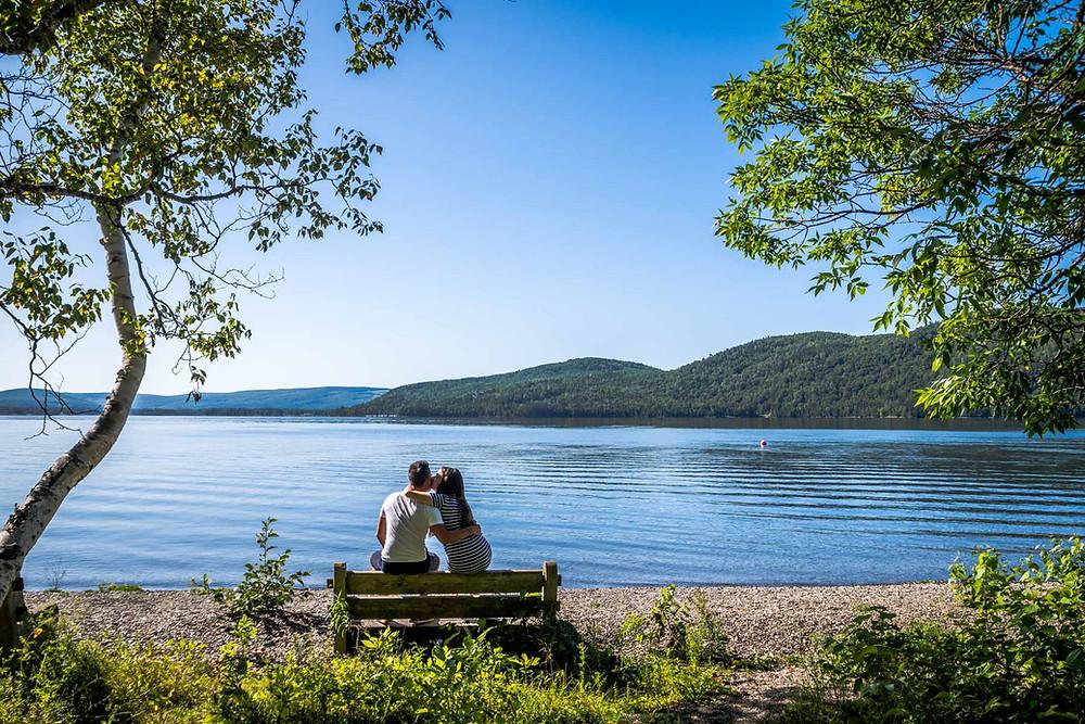 Parc National du Lac Témiscouata Québec