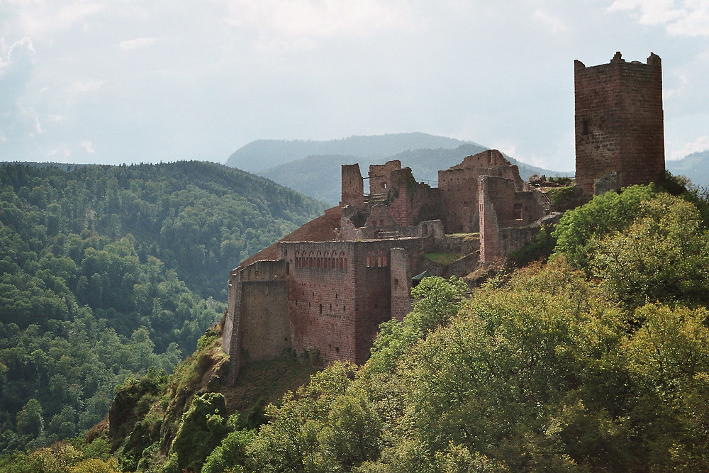 château Saint Ulrich
