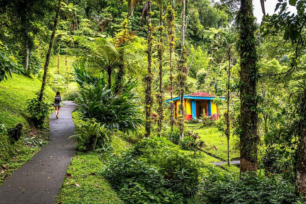 Domaine d'Emeuraude, Martinique