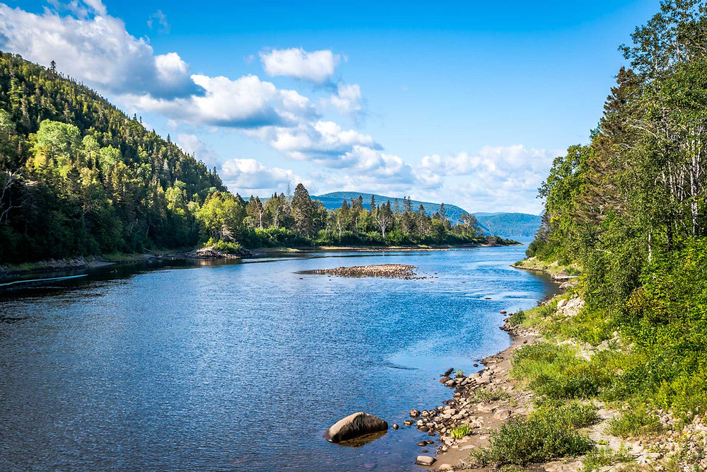 Fjord du Saguenay Québec