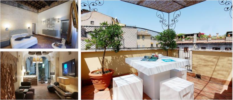 Où dormir à Rome : les meilleurs hébergements