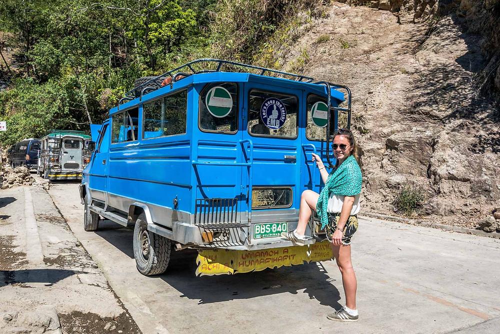 Jeepney Combulo Philippines