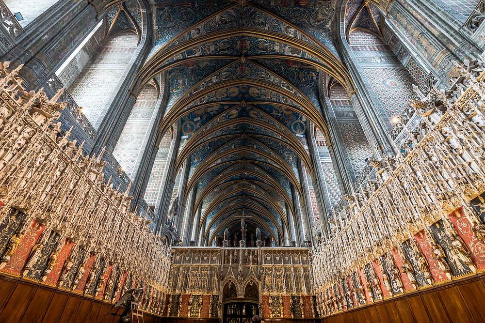 Cathedrale Sainte Cecile Albi Tarn