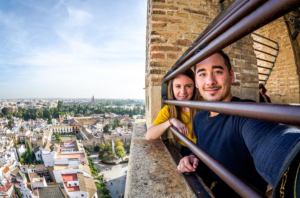 Tour Giralda Seville