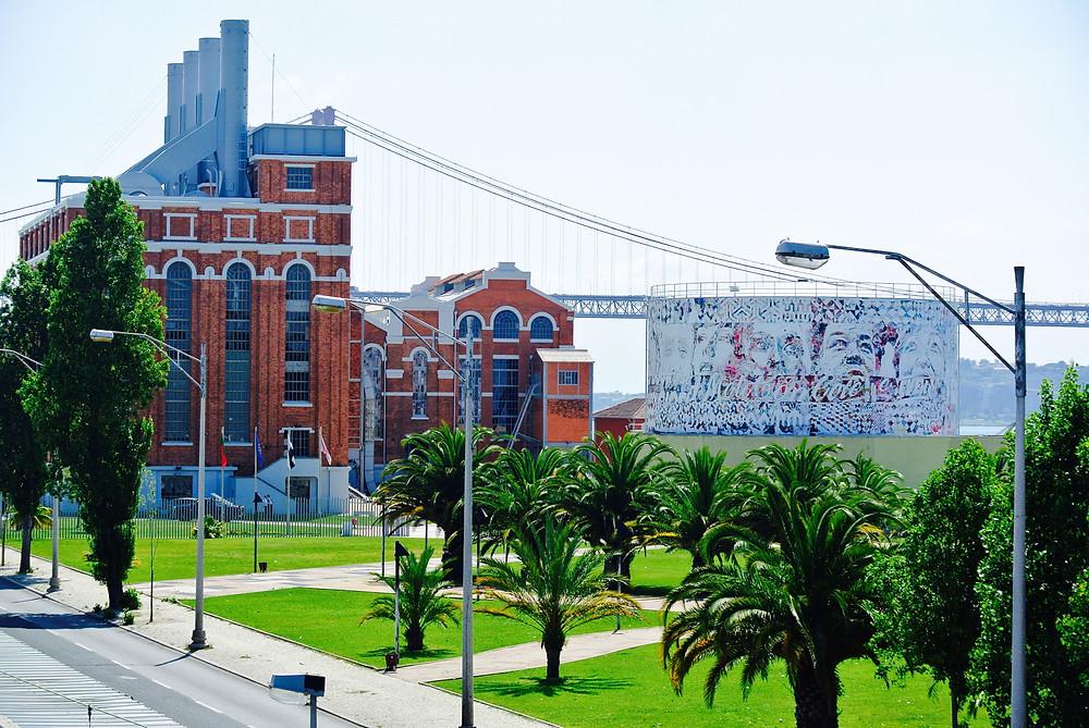Gare de Belem, Lisboa, Lisbon, Lisbonne