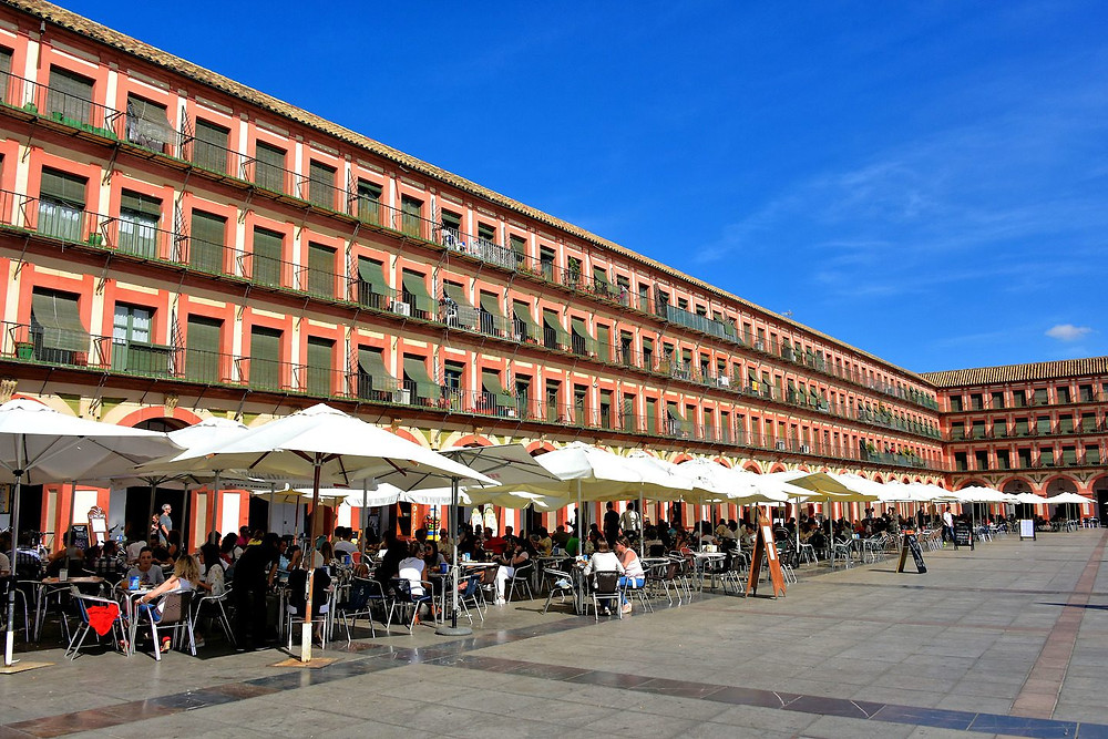 Plaza de la Corredera Cordoue