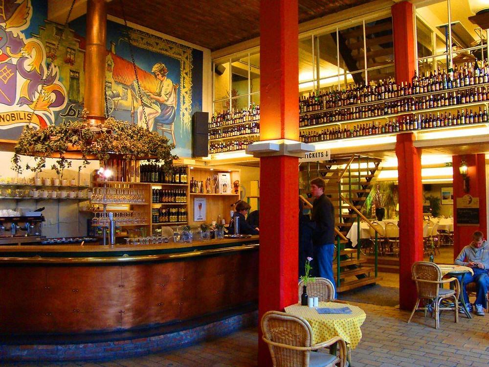 Brasserie Tour De Halve Maan bruges
