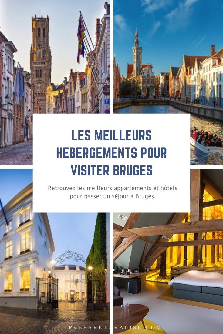 Ou dormir à Bruges