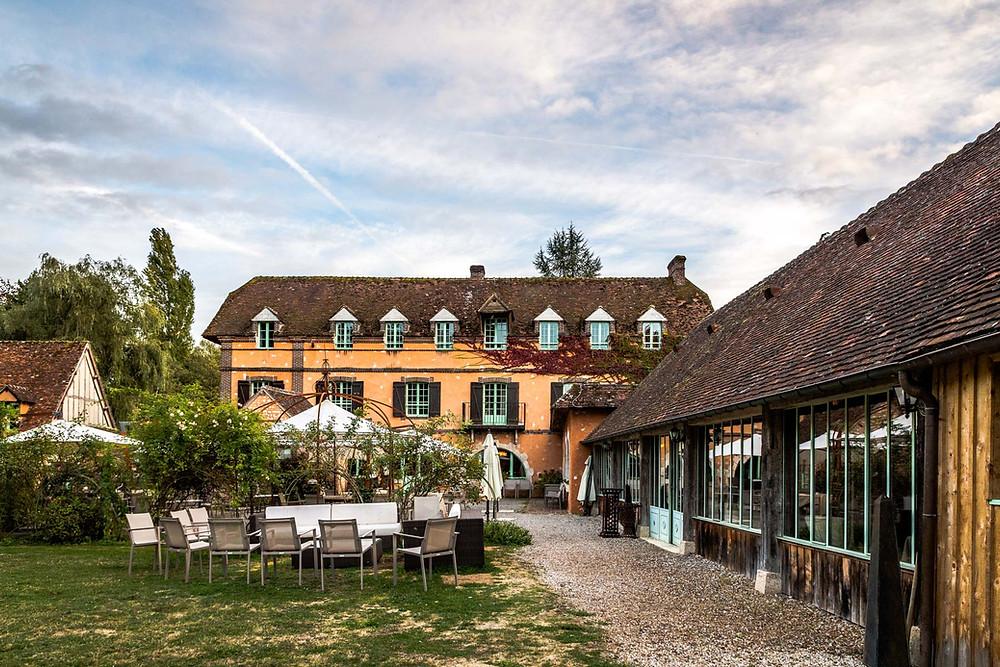 Domaine de Villeray Condé sur Huisne