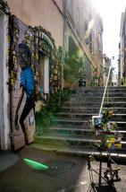 Quartier Le Panier Marseille