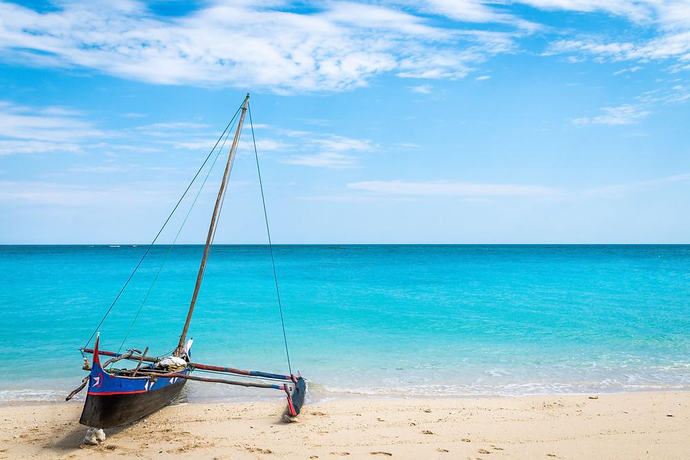 Ile Andravoho Belo sur Mer Madagascar