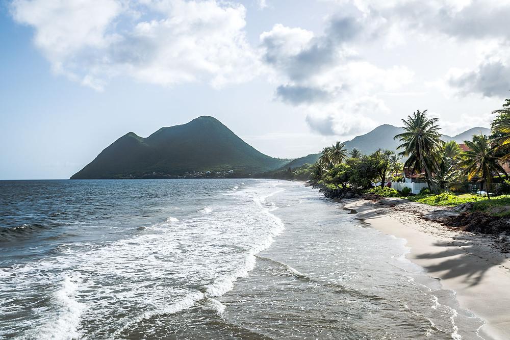 Grande Anse du Diamant Martinique