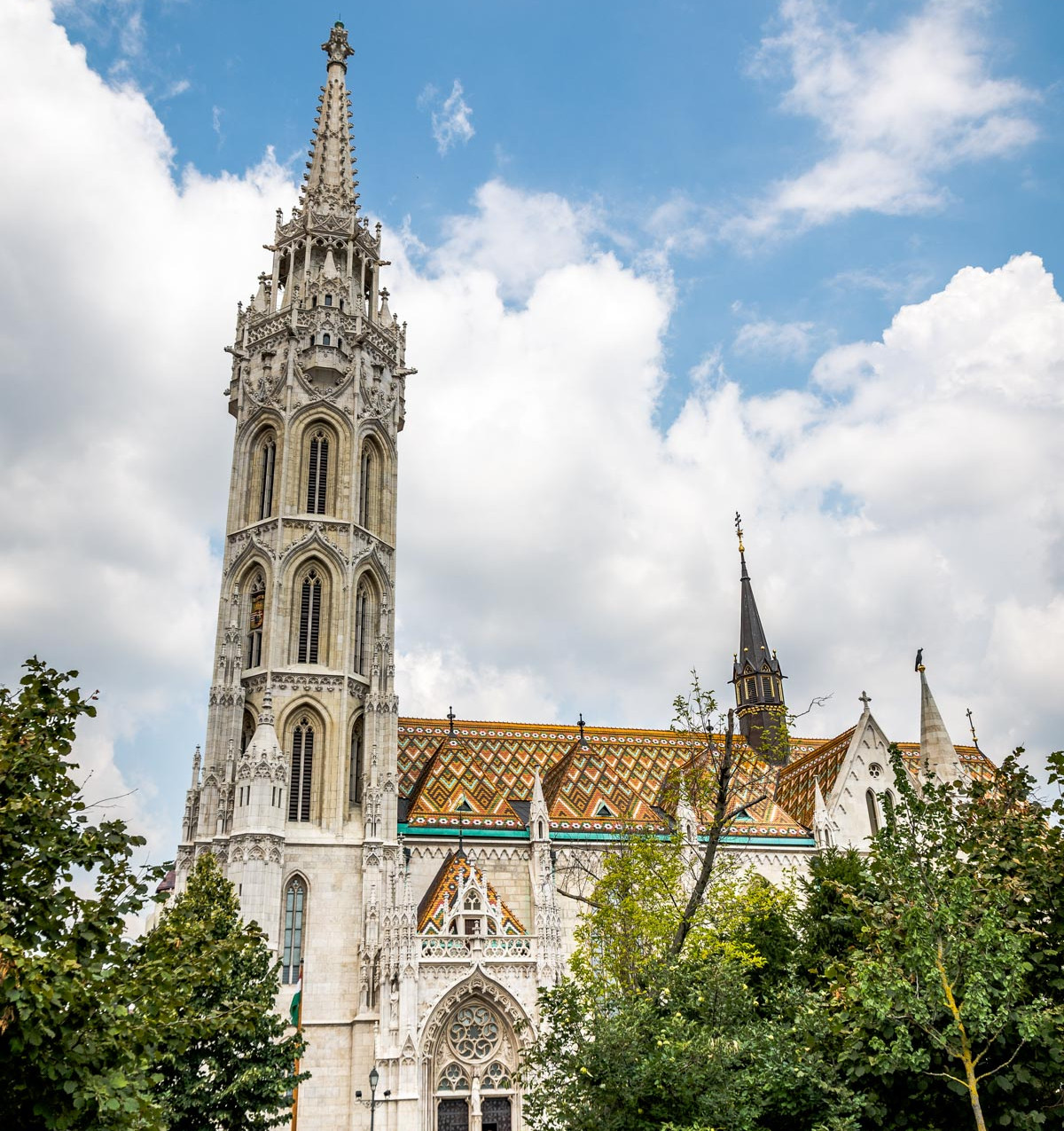 Eglise Mathias Budapest