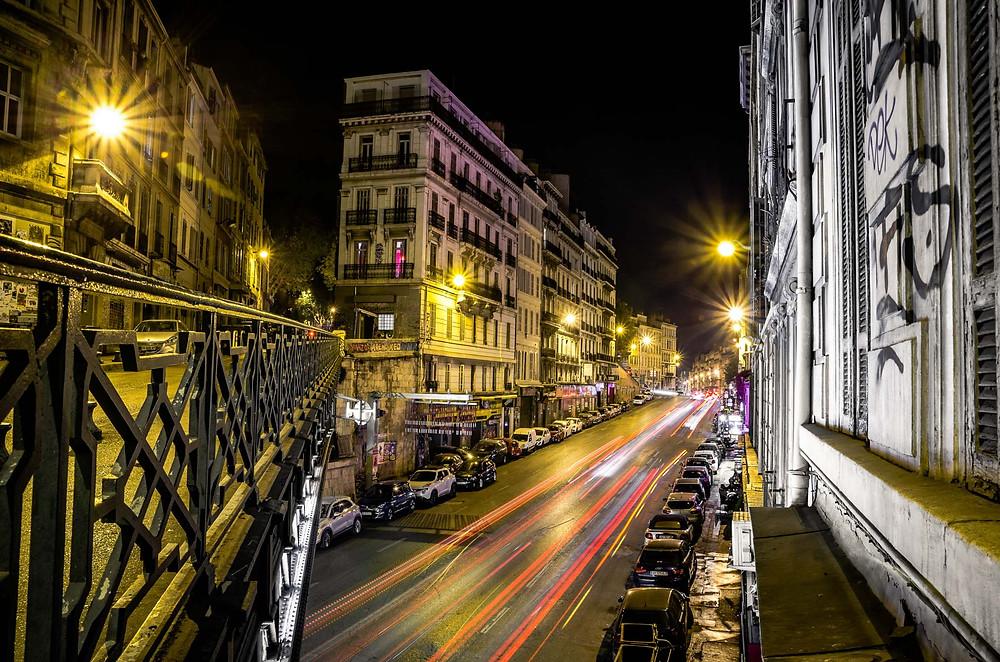 Le Cours Lieutaud, Marseille