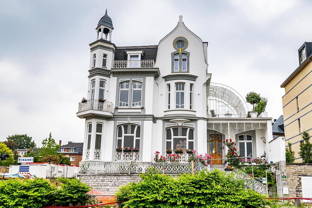 Villa Balat Namur Namen