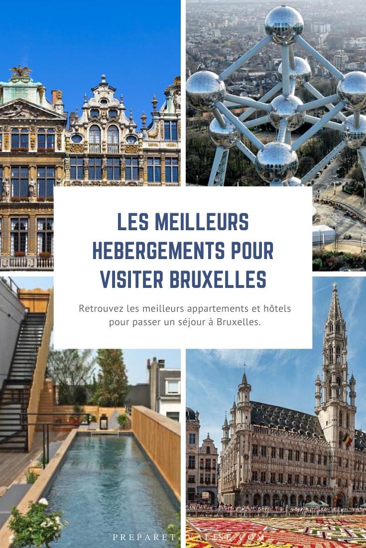 Ou dormir à Bruxelles