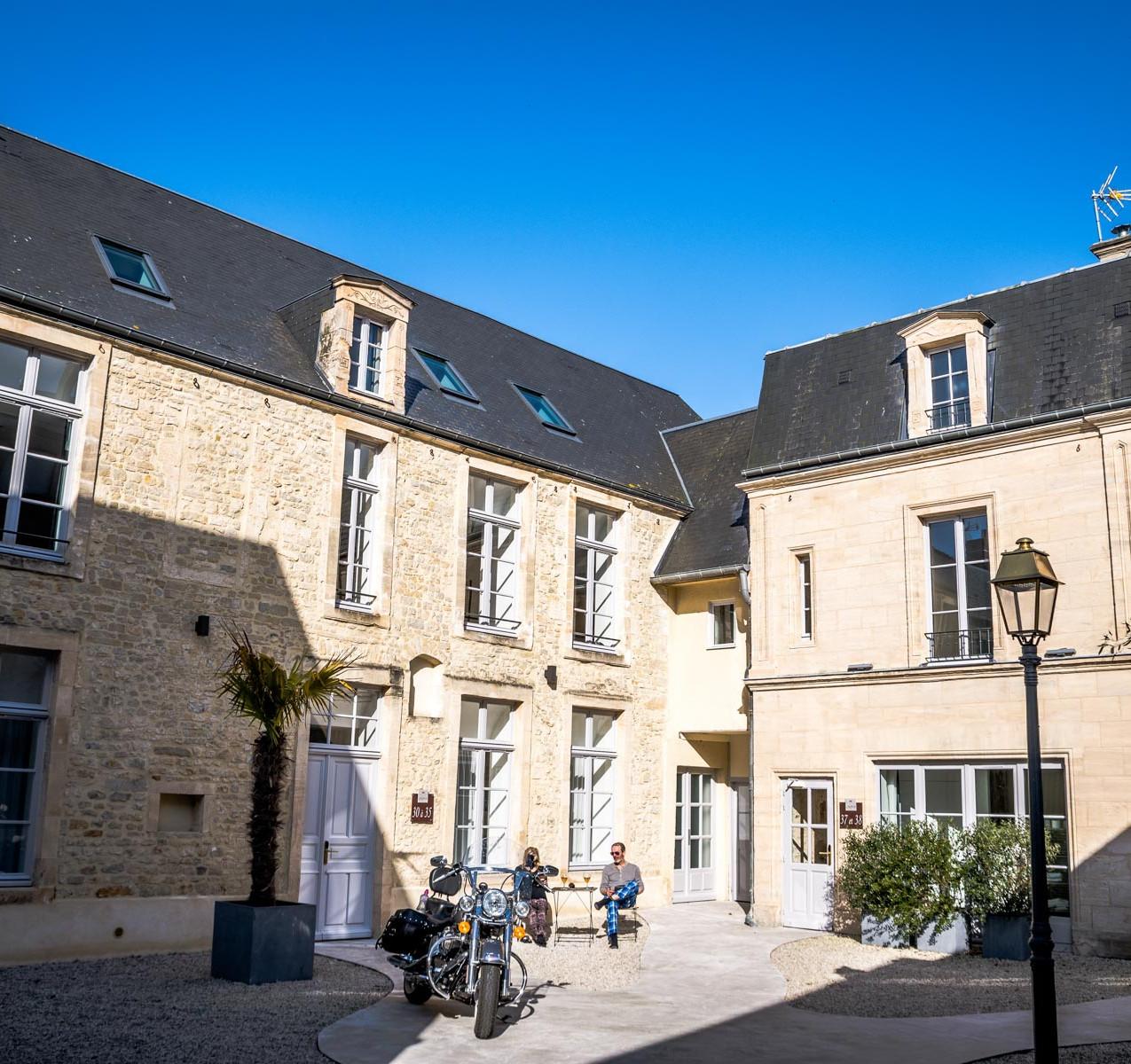 Hôtel Reine Mathilde Bayeux
