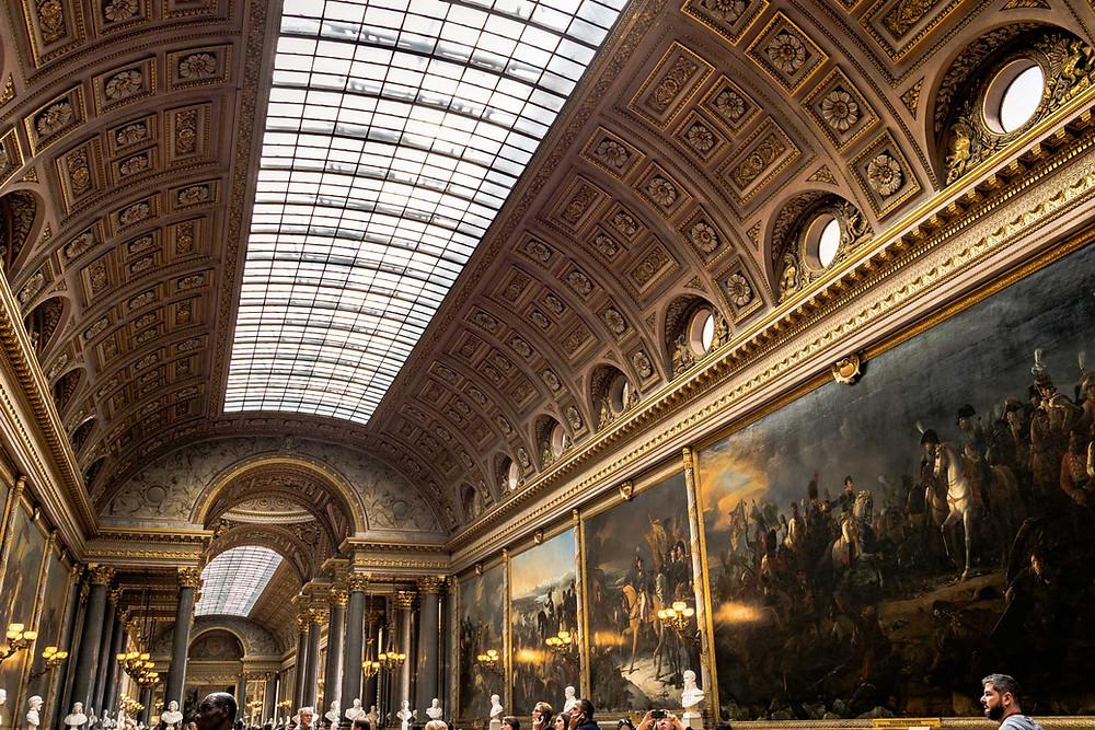 Château de Versailles, salle des Batailles