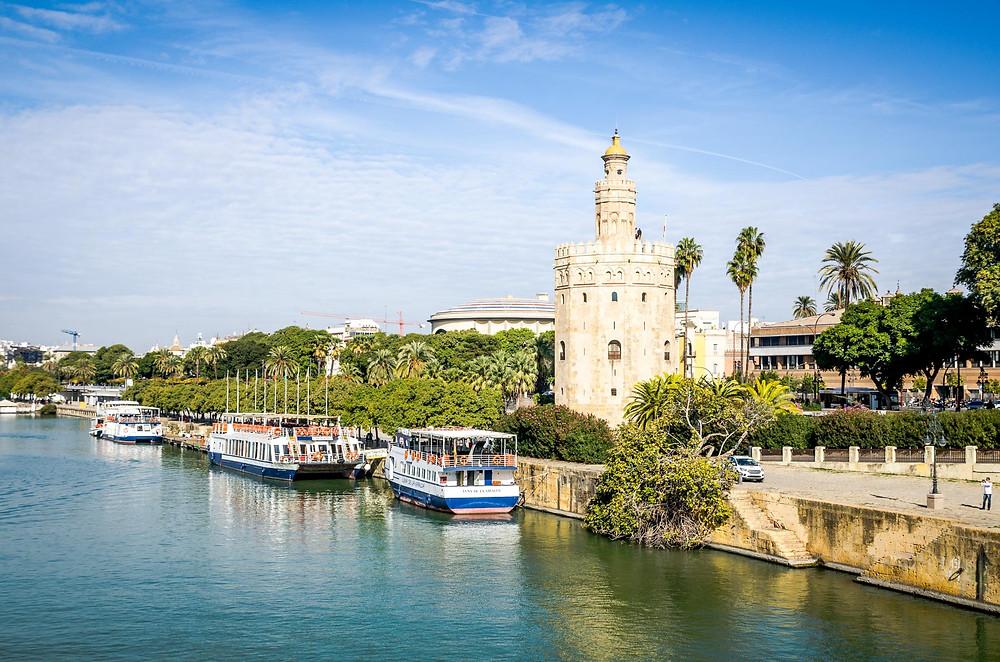 Torre Del Orro Seville
