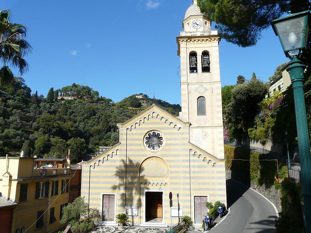 Église San Martino Portofino