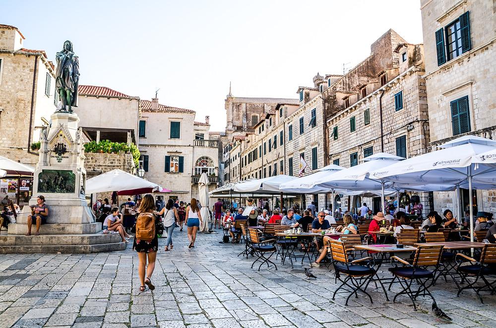 Promenade dans Dubrovnik