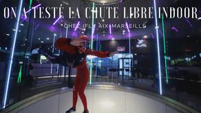 iFly Aix : le leader de la chute libre indoor