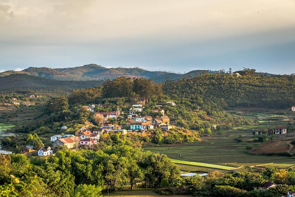 Jean Laborde, Madagascar