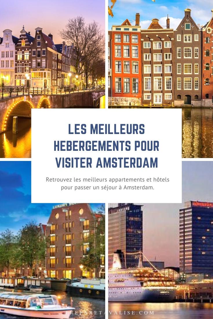 Ou dormir à Amsterdam