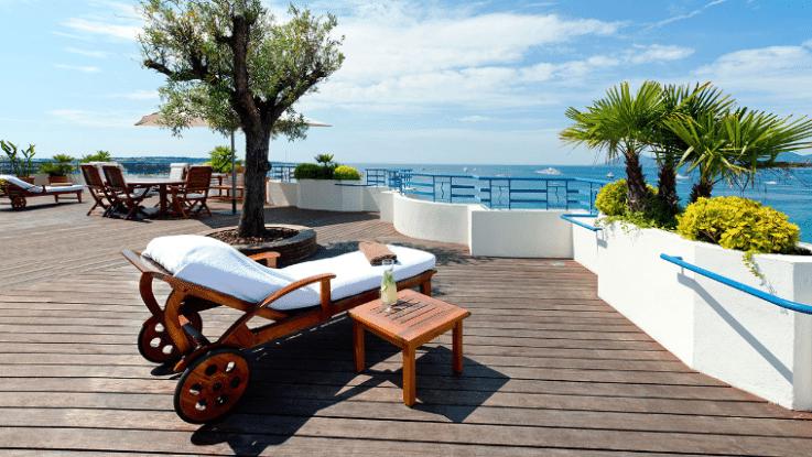 La Suite Penthouse Grand Hyatt Cannes Hotel Martinez Cannes