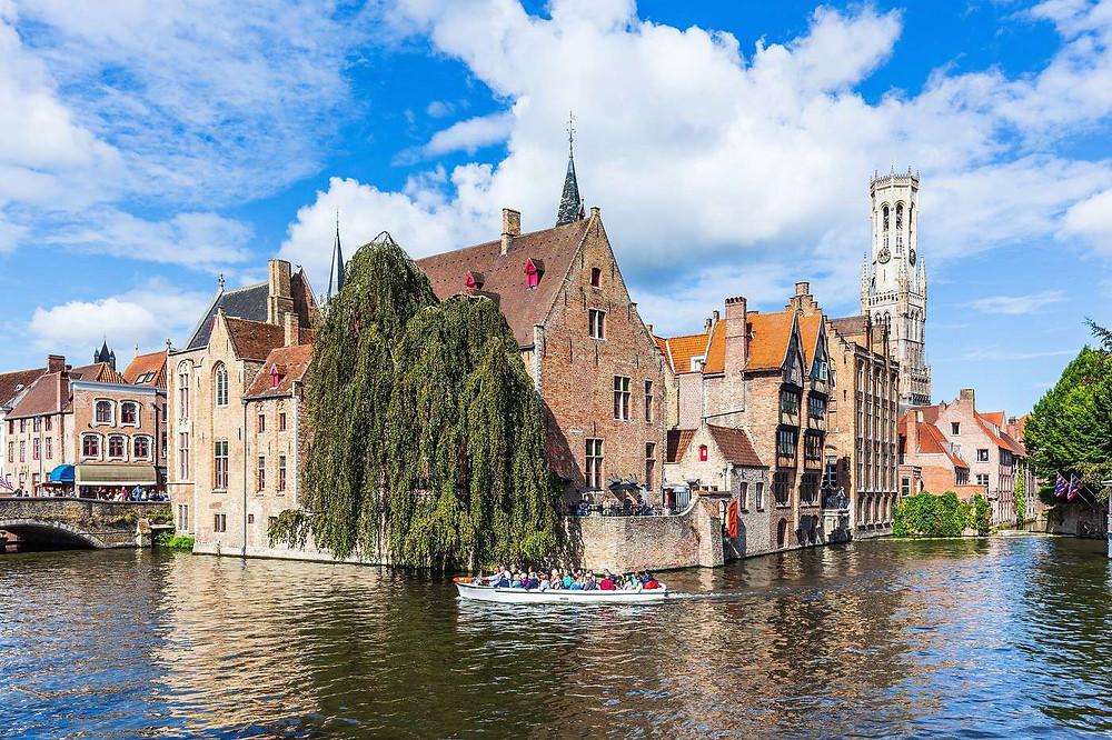 Quai du Rosaire Bruges