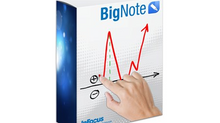 BigNote Software from InFocus: A Savable, Sharable Digital Whiteboard