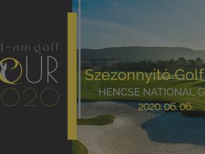Mid-Am Szezonnyitó Golf Kupa, Hencse