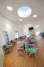 nhs hospital building