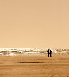 image of golden sand beach in devon