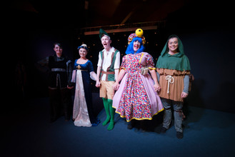 pantomime characters