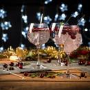 christmas gin drinks
