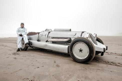 Rolls Royce Merlin engined car