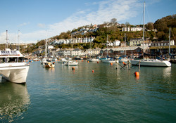 Looe in Cornwall