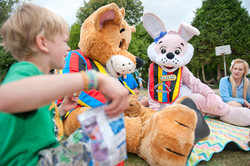 Childrens picnic