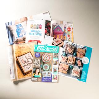 magazine publishing photography