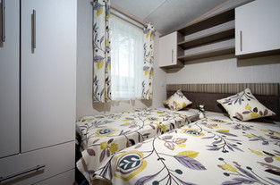 caravan interior photography