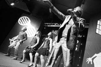 bucks fizz singing live on stage