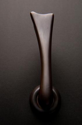 door pull solid bronze