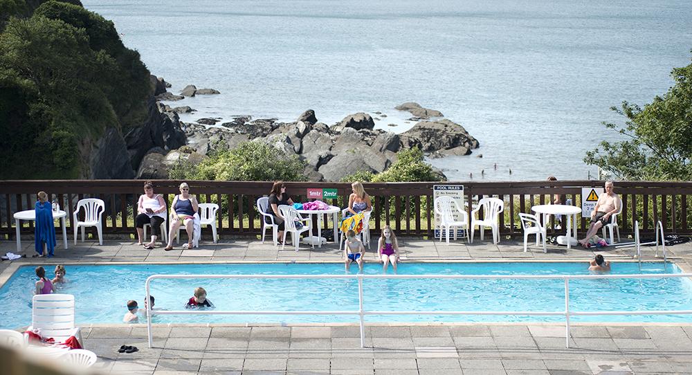 Combe Martin holiday park