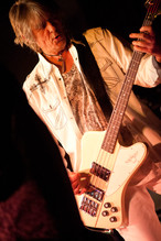 wishbone ash singing live on stage