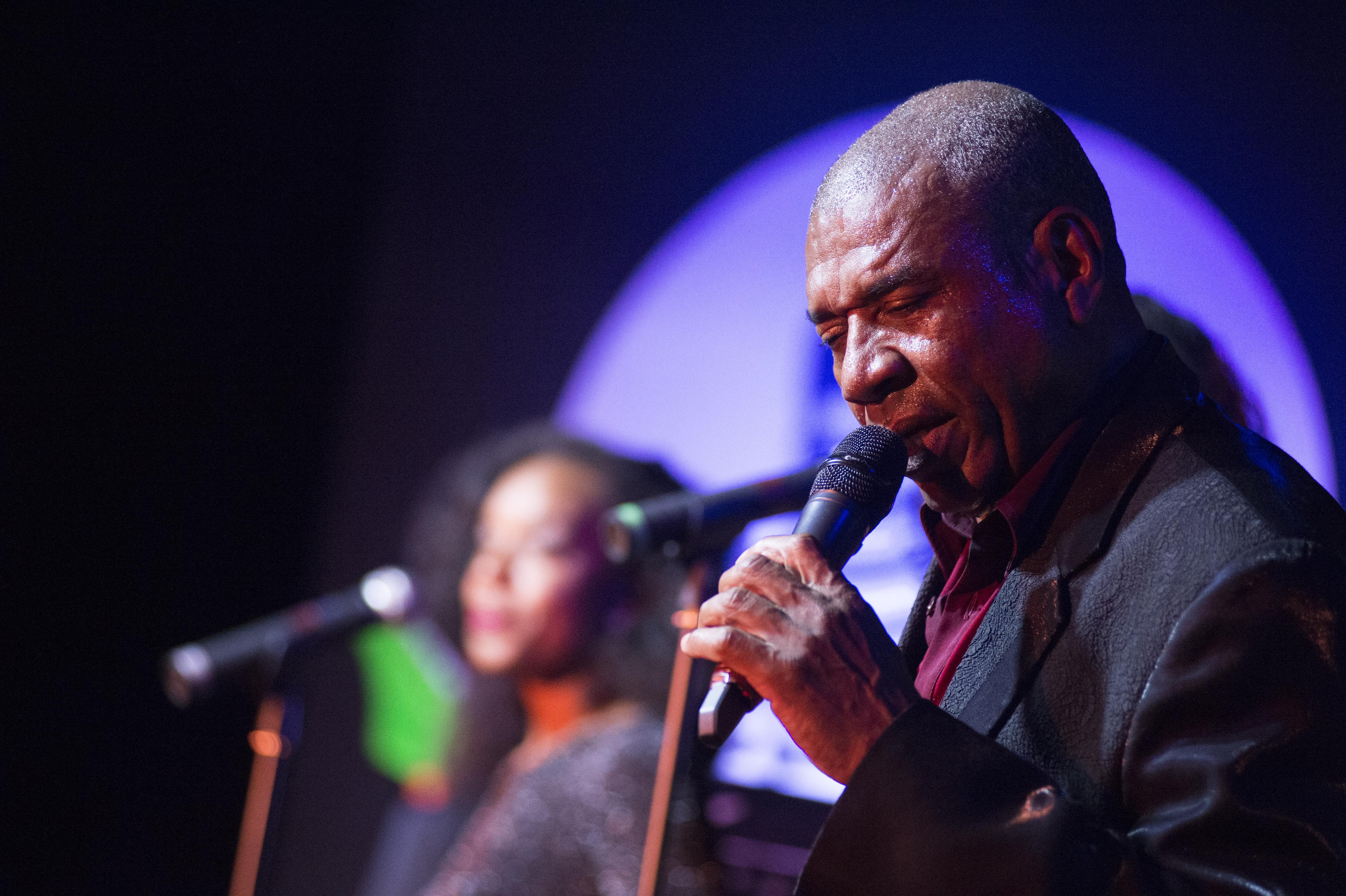 Motown singer