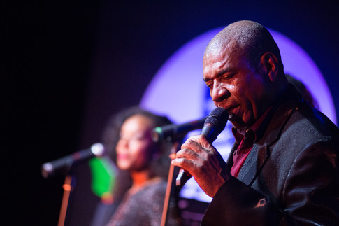 black soul singer