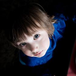 young child portrait