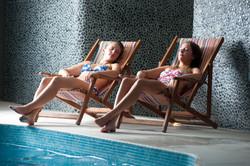Headland Hotel pool